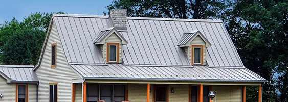 Standing Seam Metal Roofing Straight Line Roofing Amp Siding