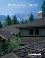 Mountain Ridge brochure