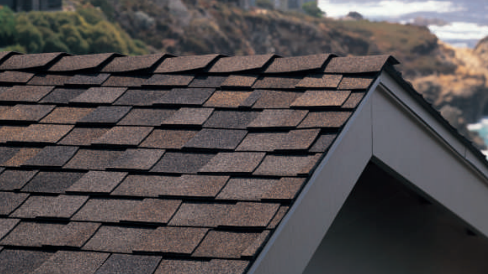 Certainteed Triple Laminate Shingles Straight Line