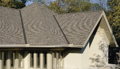 Presidential Shake impact resistant roofing shingles