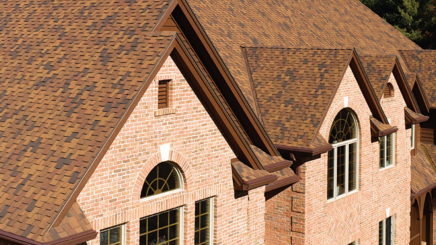 Presidential Shake TL tri-laminate roofing shingle