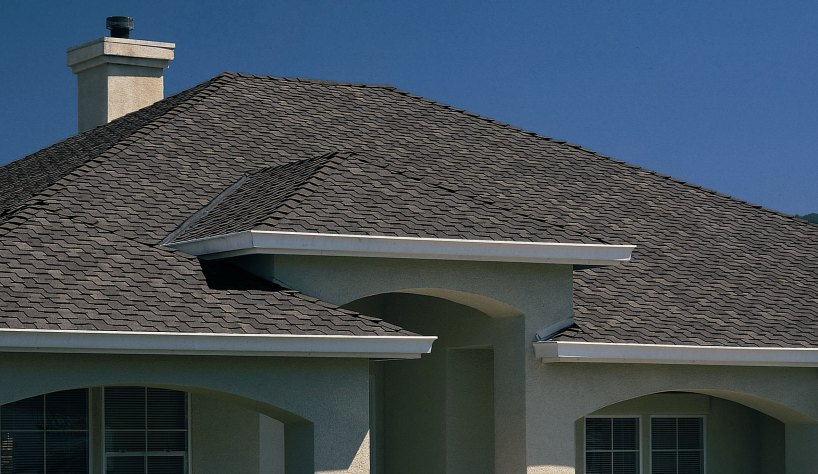 Presidential Solaris Luxury Solar Reflective Shingles. Cool roof technology.