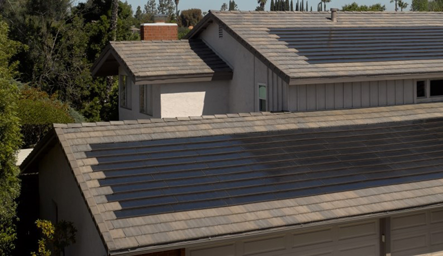 Apollo Tile II Solar Roofing System