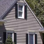 Cedarboards Insulated siding